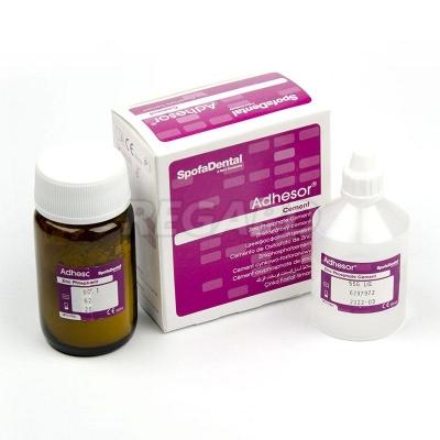 Адгезор (Adhesor) №1 - белый (порошок 80 г, жидкоcть 55 мл)