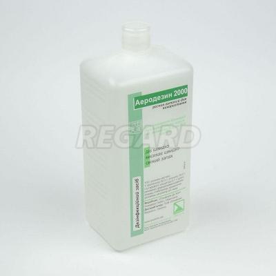 Аэродезин 2000 дезинфицирующее средство без распылителя, 1000 мл