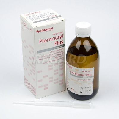 Премакрил Плюс (Premacryl Plus) жидкость, цвет зеленый Gr, 250 г