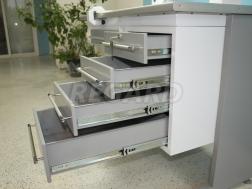 Стол зуботехнический ТС 120 СД (Р)