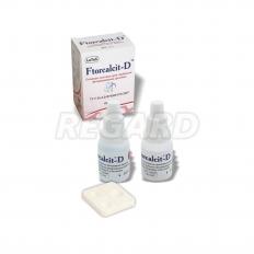 Фтоpкальцит-D (Ftorcalcit-D) солевая система для глубокого фторирования дентина