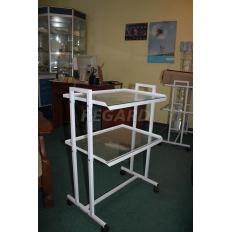 Столик манипуляционный стекло-стекло (ММ)