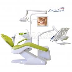 Zevadent 800 Optimal NEW-09 + кресло SK-800 Стоматологическая установка