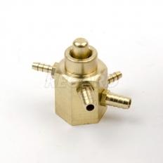 BR-3809 Клапан круглой педали
