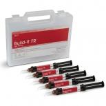 32F BUILD-LT FRMINI MIX KIT материал для восстановления культи, армированным волокном, 5 шприцов по 4 мл