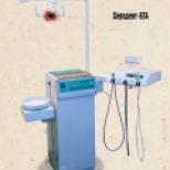 Стоматологическая установка  Хирадент -654 реставрация