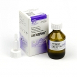 Ангидрин жидкость для обезжиривания и высушивания твердых тканей зуба, 20 мл