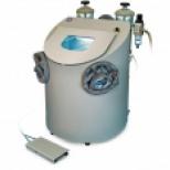 АСОЗ 1.2 МЕГА зуботехнический пескоструйный аппарат (серый)