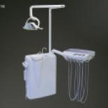 Установка напольного типа Zevadent 800 Basic без кpеcла