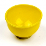 Чашка для замешивания гипса резиновая (малая)