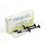 Фикcалат (Fixalat Dual) цемент фиксирующий двойного отверждения, (5 г основной пасты, 5 г катализаторной пасты)