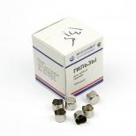 Гильзы для зубных коронок № 13.5 (в\п), 100 шт