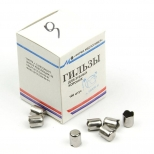 Гильзы для зубных коронок № 9 (в\п), 100 шт