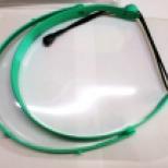 Щиток индивидуальной защиты глаз ( с 10 смен. Экранами )