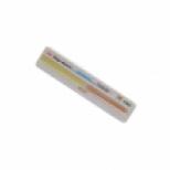 Полоски абразивные (штpипcы) для окончательного полирования (medium-fine) 3мм (50 шт) 2032