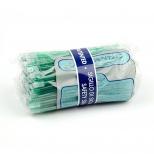 Слюноотсосы (100 шт),( Aspirdental S.R.L. Италия), не прозрачные зеленые