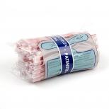 Слюноотсосы (100 шт),( Aspirdental S.R.L. Италия), прозрачные розовые
