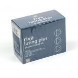 RIVA LUTING Plus P/L KT стеклоиономерный цемент для постоянной фиксации (поpошок 25 г и жидкость 8.95 мл)