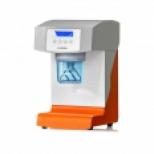 СВЗ 1.0 АРТ зуботехнический вакуумный смеситель (белый-оранж )