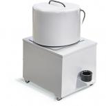 УПЗ 5.0 КЛАССИК Пылевсасывающее устройство для организации рабочего места зубного техника с комфортным уровнем шума