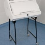 УФ камера ПАНМЕД-1C (средняя) с металлической сектор-крышкой для хранения стерильного инструмента (670 мм)