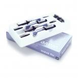 WAVE HV INTRO KT (Cтаpтовый набоp) текучий композит высокого уровня вязкости с выделением фтора, 4 шпpица 1 г, цвета А2, В2, C2, ОА2